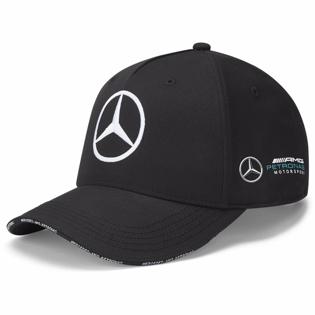 Mercedes Benz AMG Petronas F1 2020 Team Baseball Hat Black/White