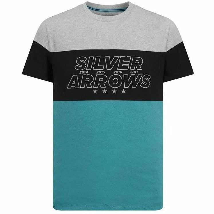 Mercedes AMG Petronas F1 Siler Arrows T-Shirt