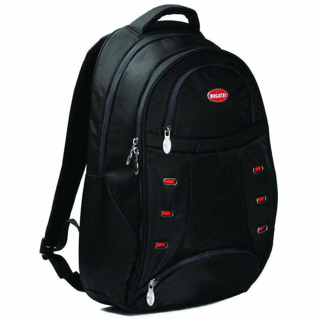 Bugatti Sport Black Backpack