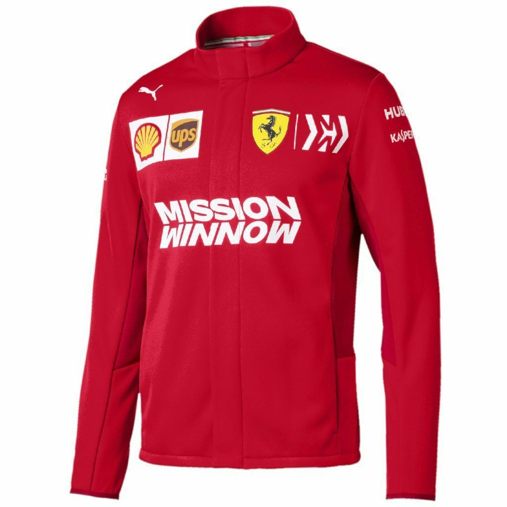 Scuderia Ferrari 2019 F1 Team Softshell Jacket