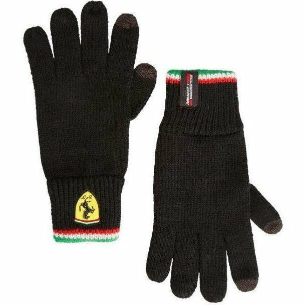 Scuderia Ferrari 2019 F1 Gloves Black