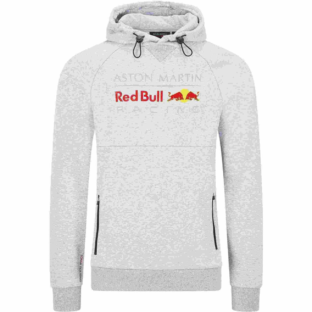 Red Bull Racing F1 Hooded Sweatshirt Gray/Navy