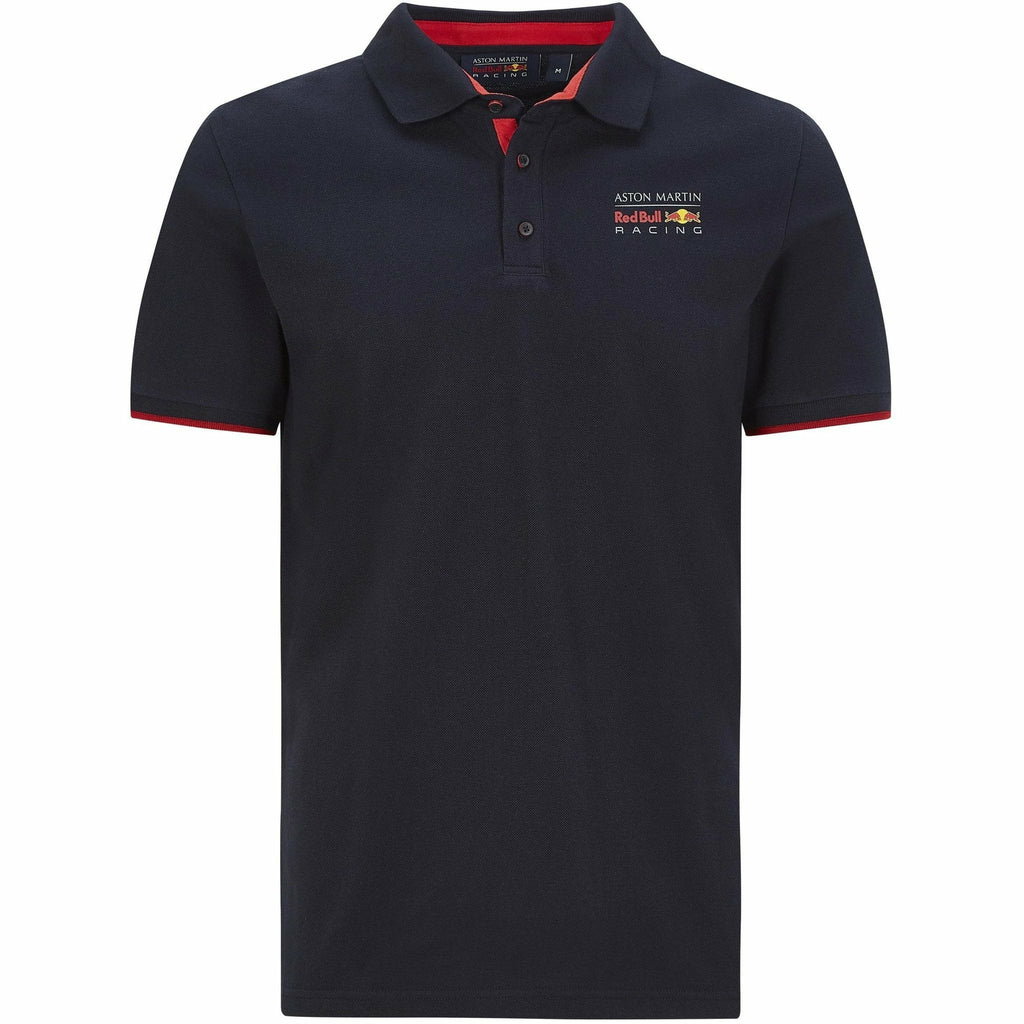 Red Bull Racing F1 Men's Classic Polo Navy