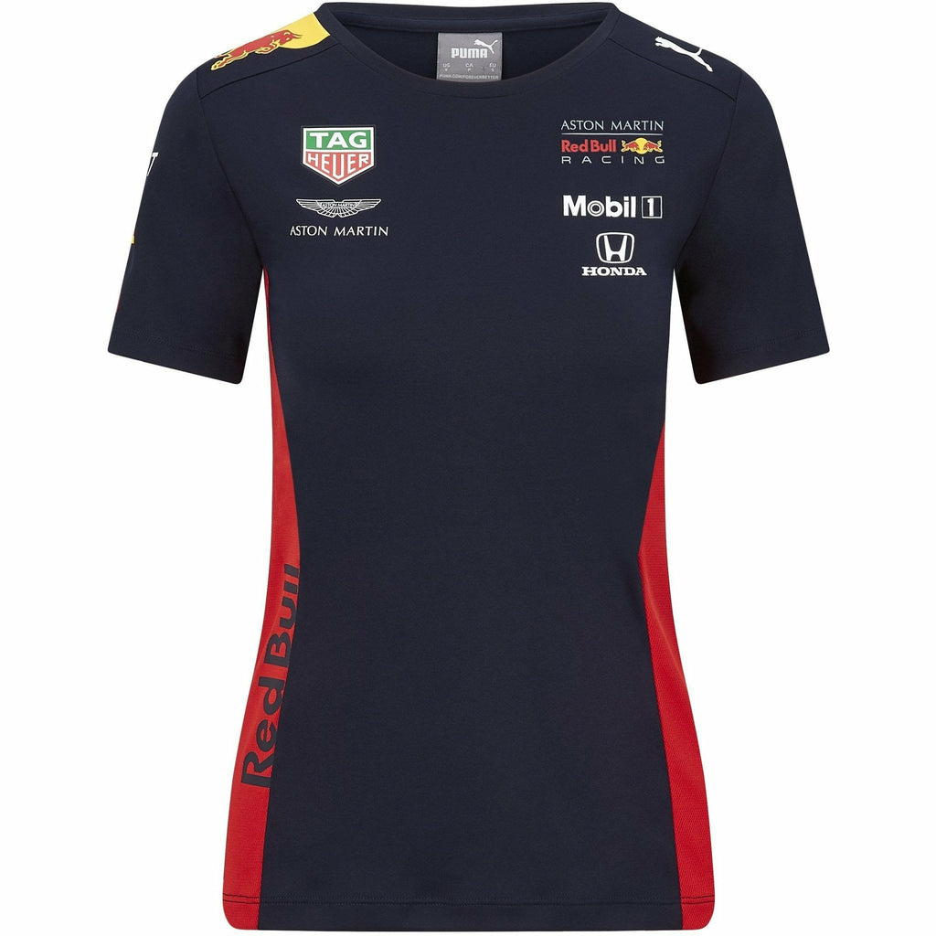 Red Bull Racing F1 2020 Women's Team T-Shirt Navy