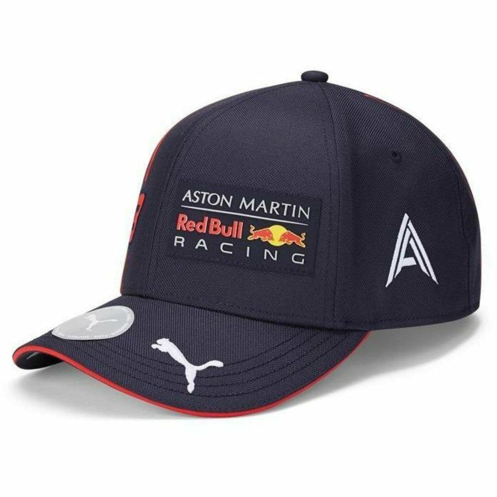Red Bull Racing F1 2020 Team Alexander Albon Hat Navy