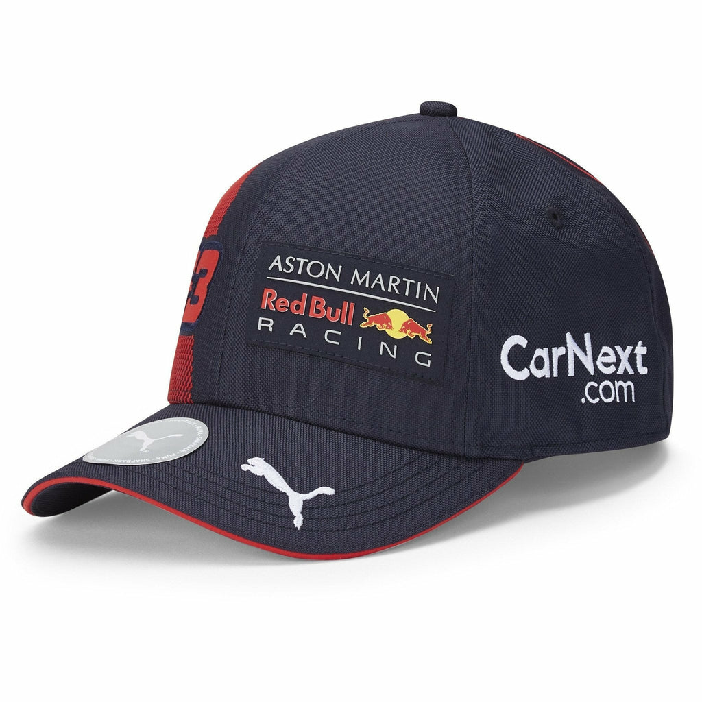 Red Bull Racing F1 2020 Team Kids Max Verstappen Baseball Hat Navy