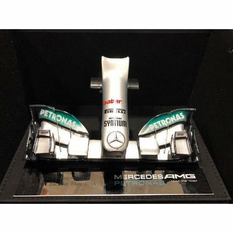 Formula 1 Mercedes Benz AMG Petronas Motorsport MGP W03 1:12 Scale Nosecone