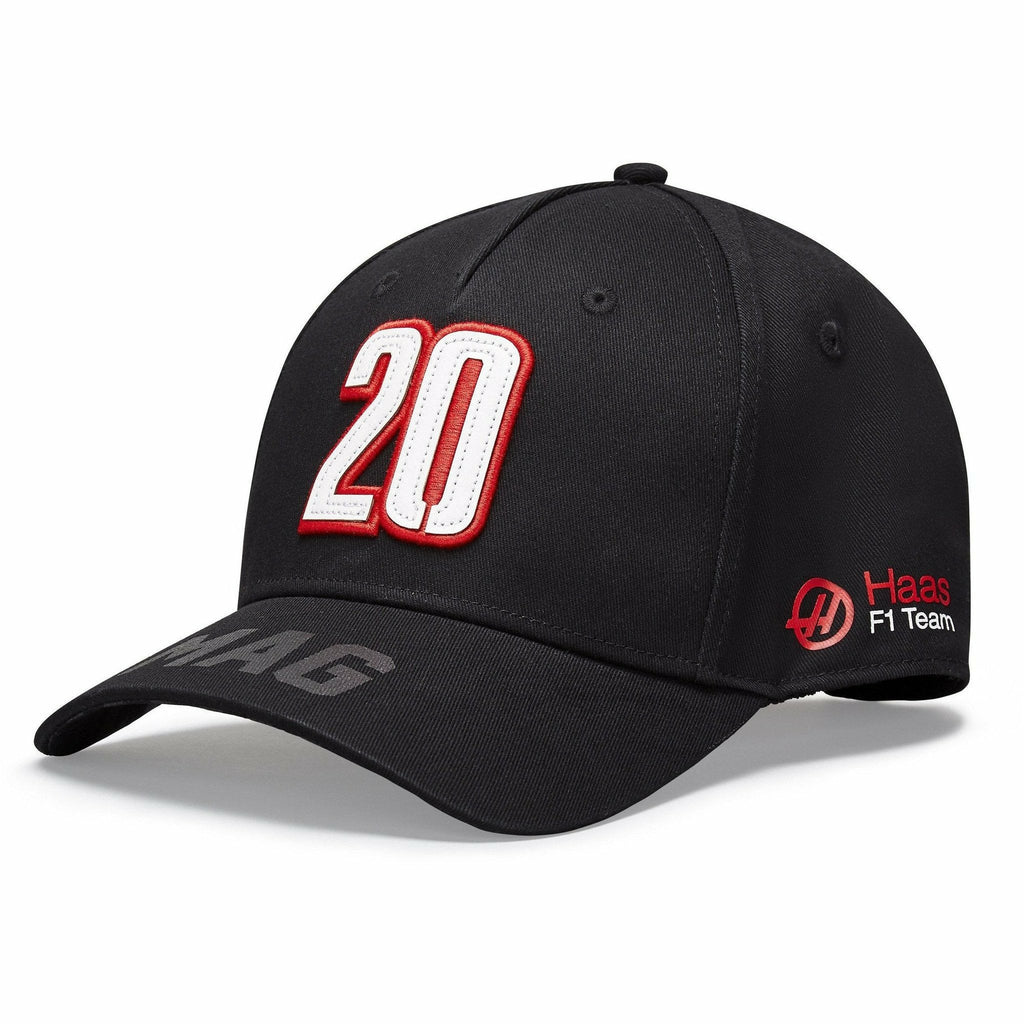 BlackHaas Racing F1 Kevin Magnussen Driver Hat