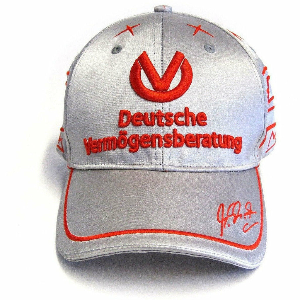 Michael Schumacher Authentic Driver Hat