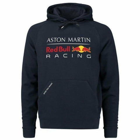 Red Bull Racing Formula 1 Men's Blue Authentic 2018 Pull Over Hoody F1