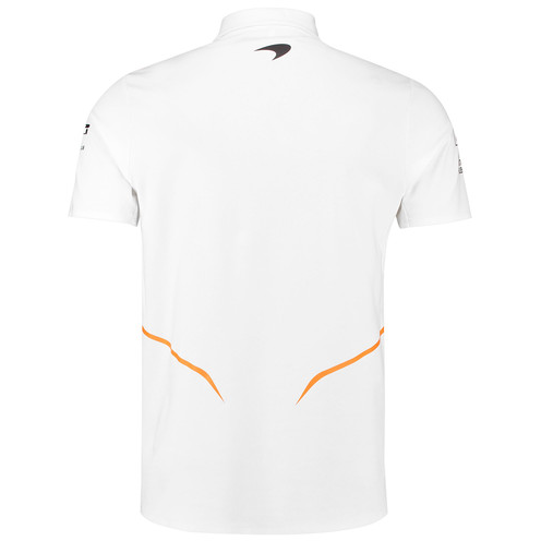 McLaren Renault Formula 1 Men's 2018 Team Performance Polo Shirt