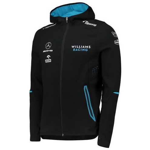 Williams Racing 2019 Men's Team Hooded Sweat Jacket