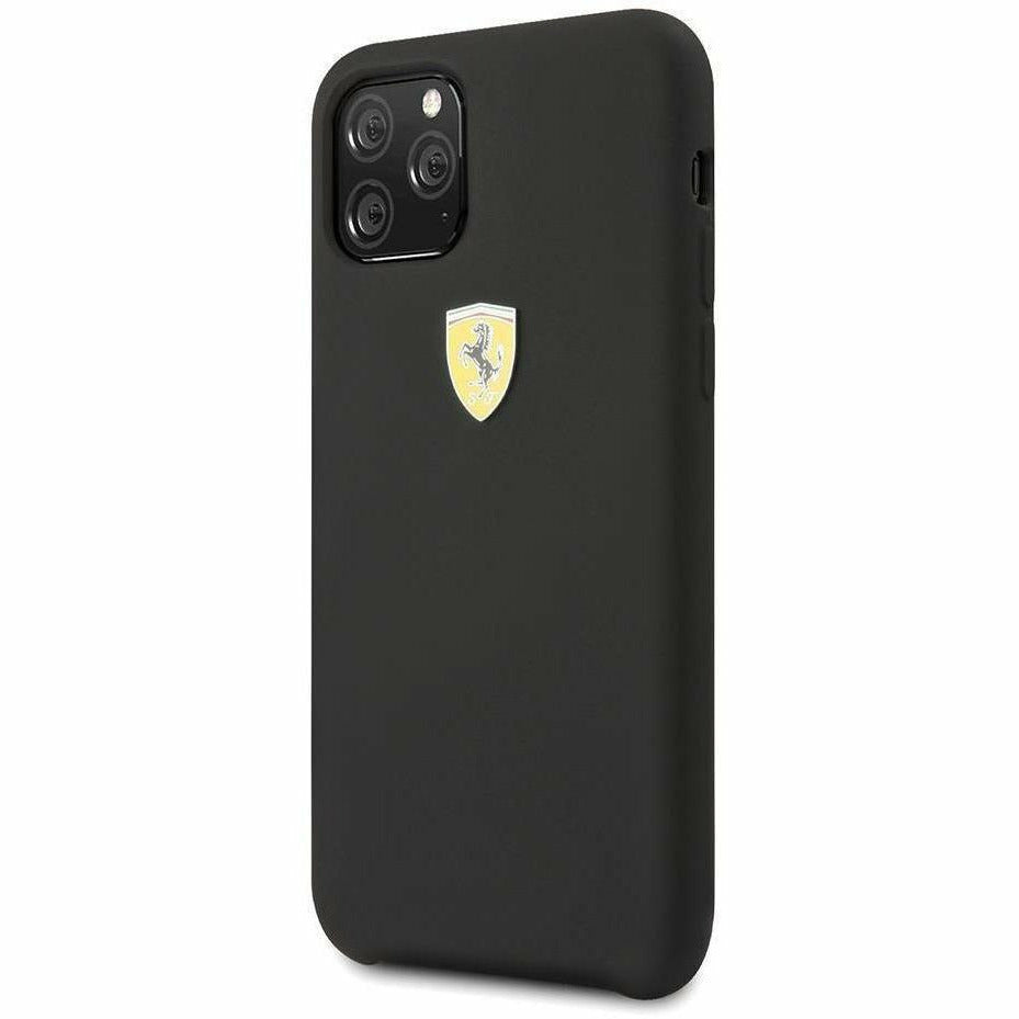 Scuderia Ferrari PHONE CASE FOR IPHONE 11 PRO SILICONE CASE WITH MICROFIBER INTERIOR