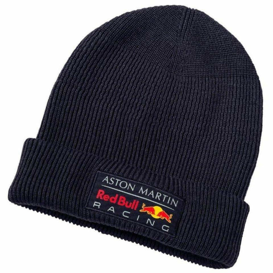 Red Bull Formula 1 Racing 2018 Aston Martin Team Beanie Hat