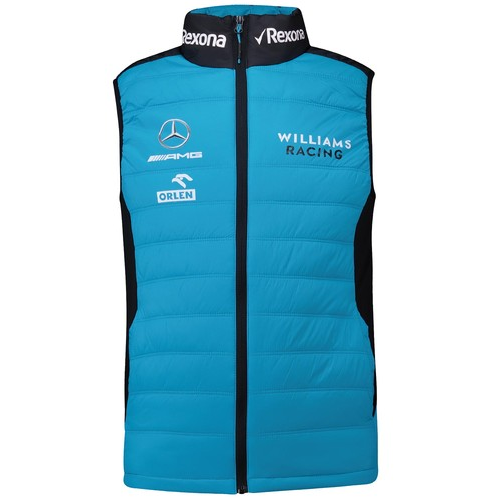 Williams Racing 2019 Men's Team Vest