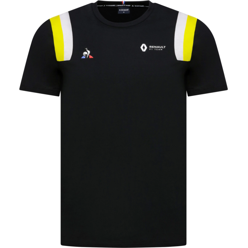 Renault F1 Men's  Fan T-Shirt Black
