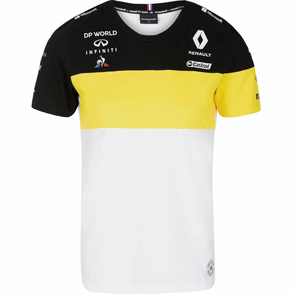 Renault F1 2020 Women's Team T-Shirt White