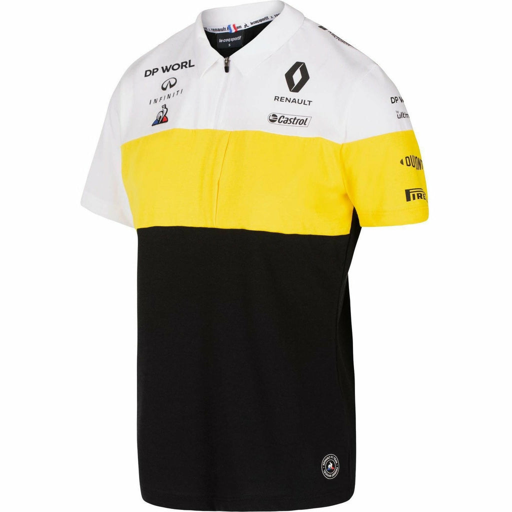 Renault F1 2020 Women's Team Polo Black