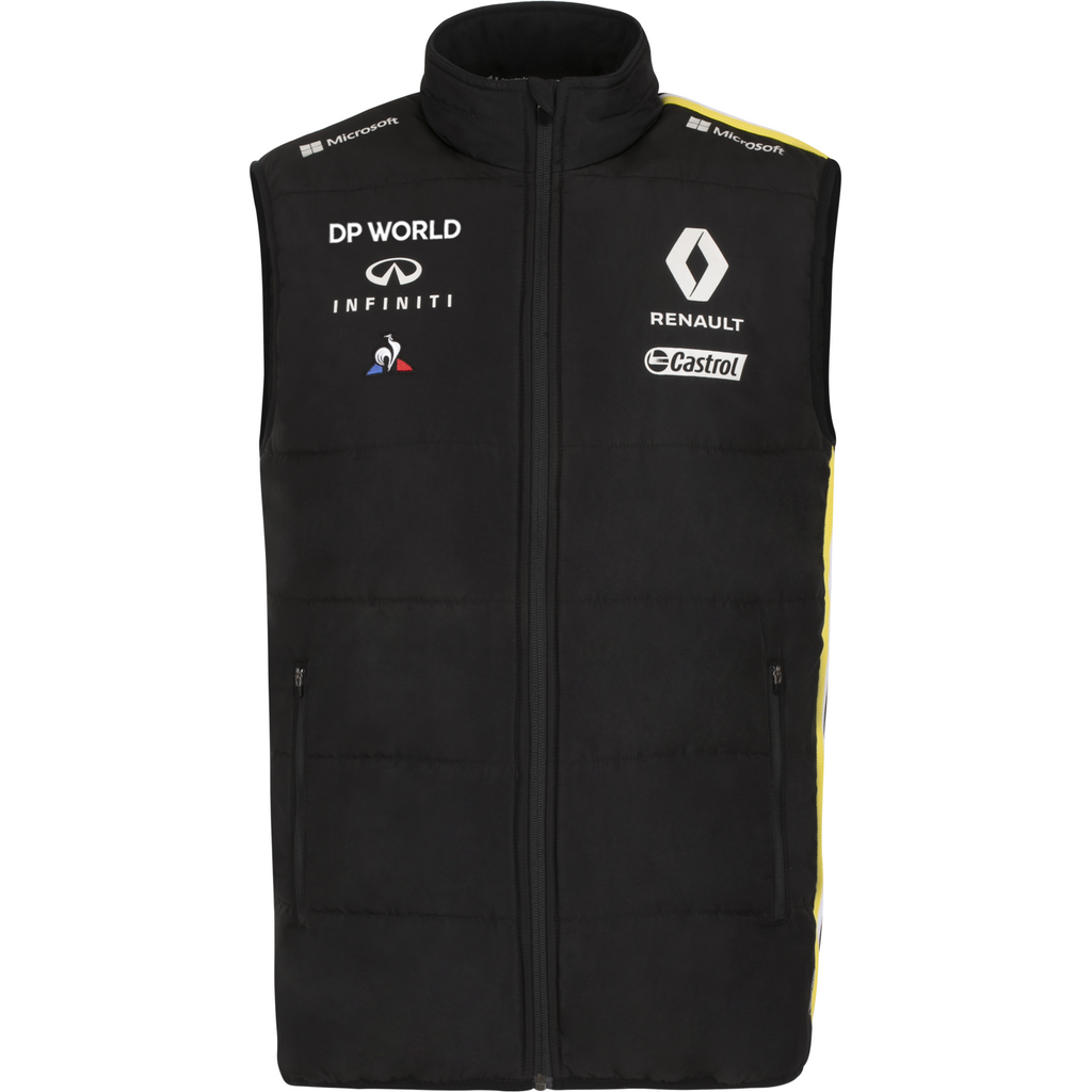 Renault F1 2020 Team Vest Black