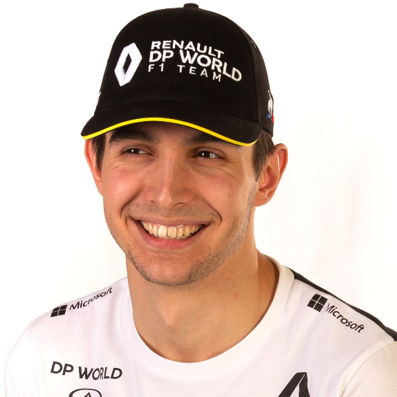 Renault F1 2020 Team DP World Hat Black