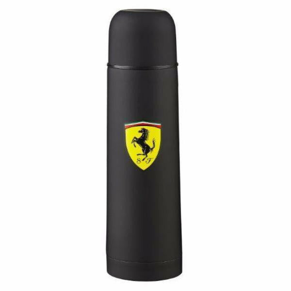 Scuderia Ferrari 2019 F1 Thermal Flask Black