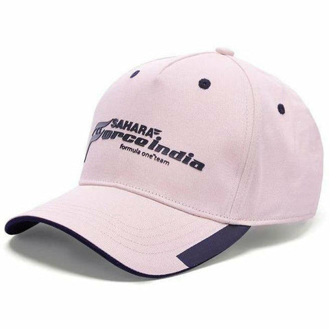 Sahara Force India Formula 1 Pink Team Hat