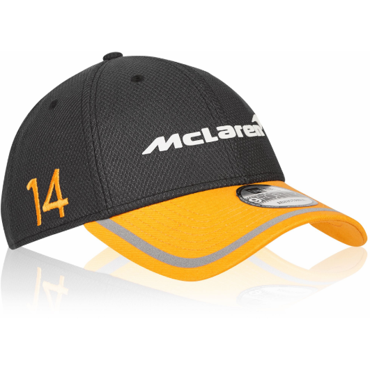 McLaren Renault Fernando Alonso 2018 New Era 9Forty Baseball Hat