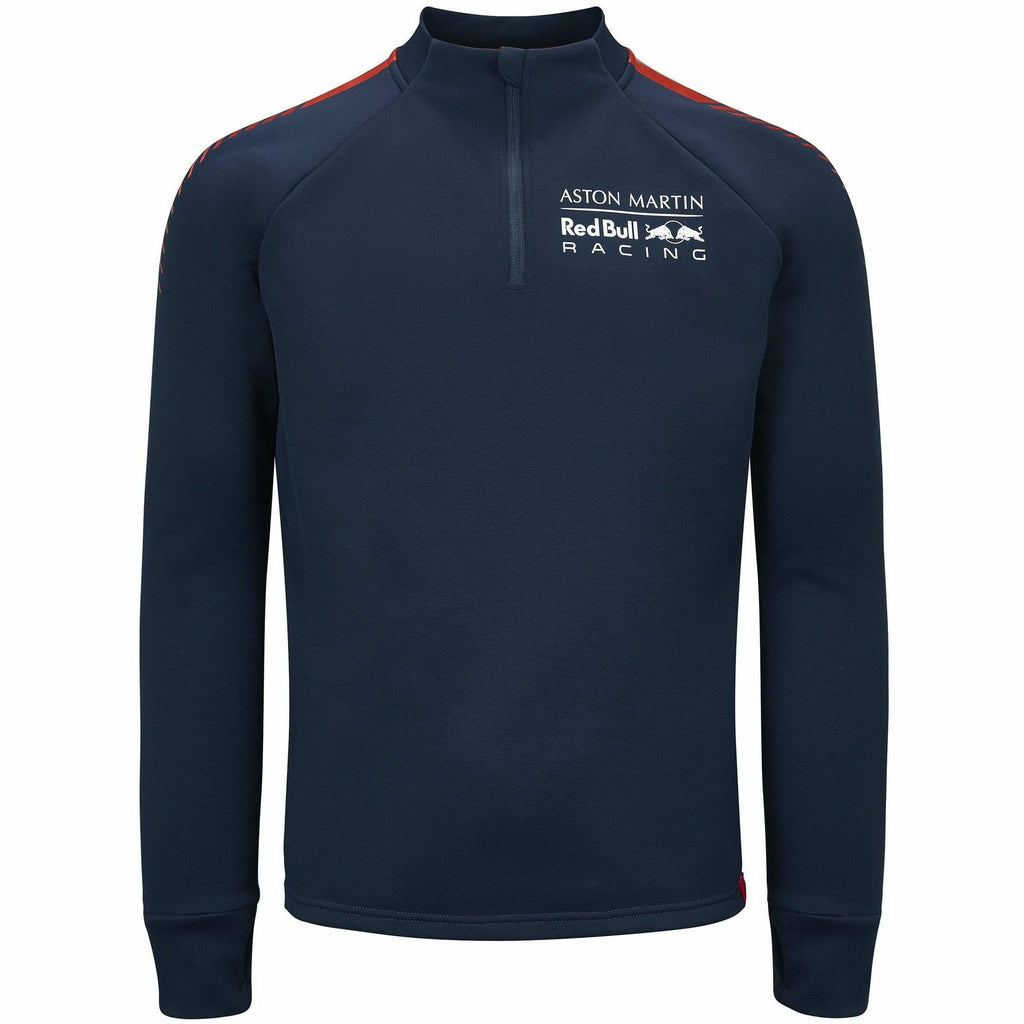 Red Bull Racing Long Sleeve Blue Track Top