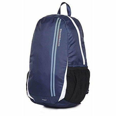 Williams Racing Formula 1 Blue Backpack F1