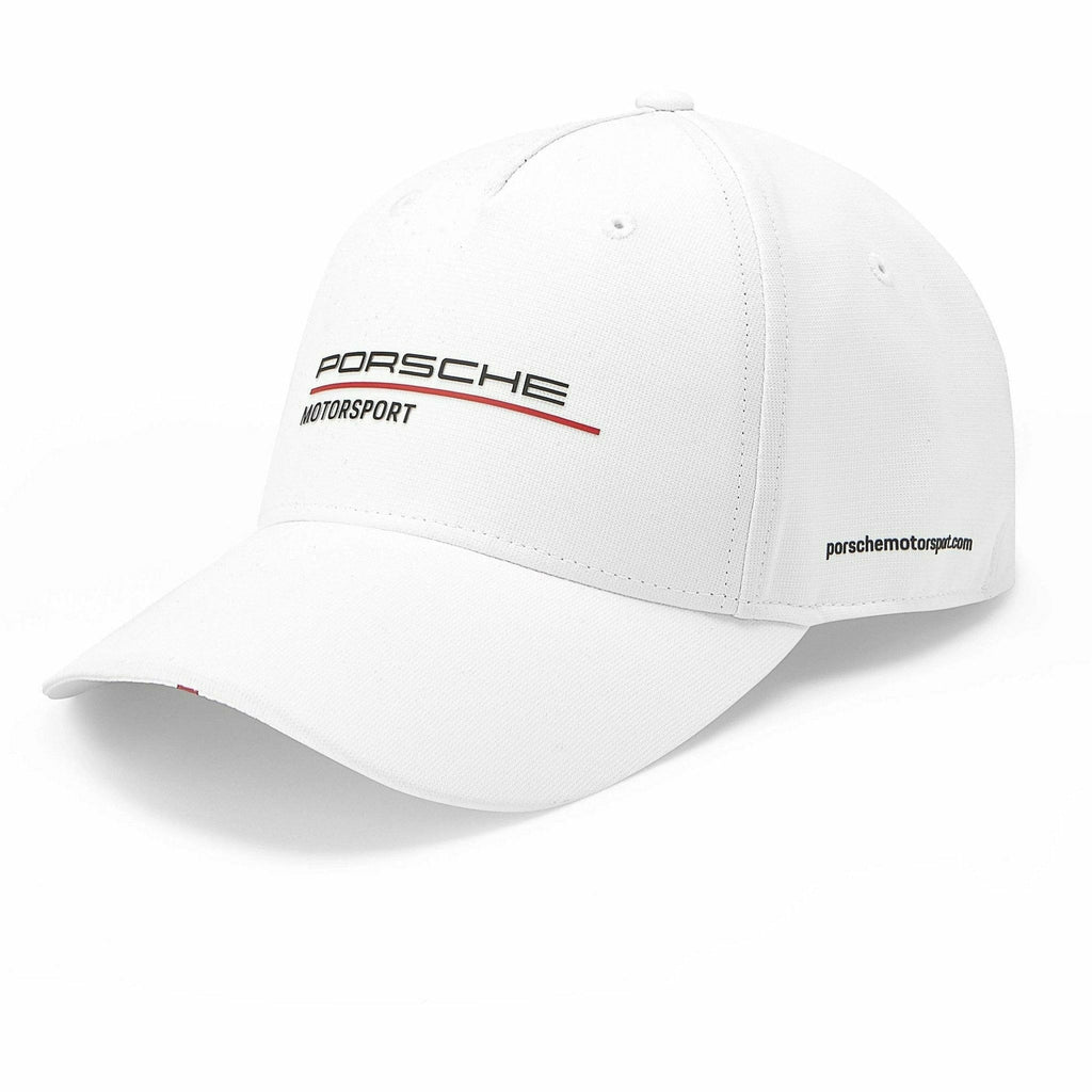 Porsche Motorsport White Team Hat