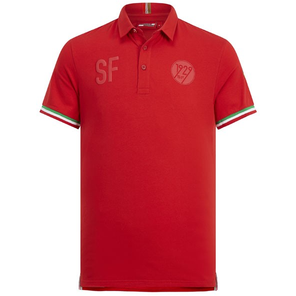Scuderia Ferrari F1 1929 Polo Red