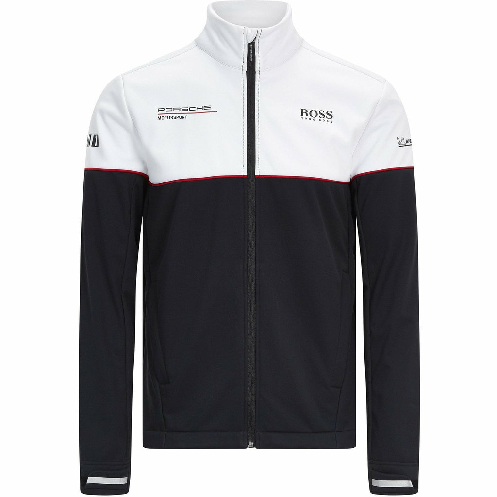 Porsche Motorsport Team Softshell Jacket w/Motorsport Kit