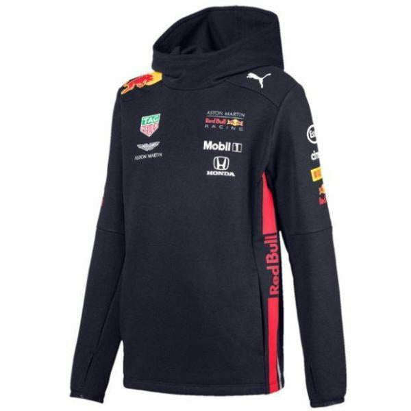 Red Bull Racing 2019 F1 Kid's Team Hoodie