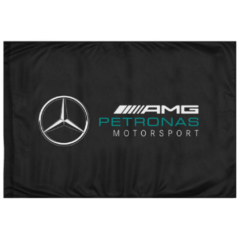 Mercedes Benz AMG Petronas Formula 1 Authentic 2018 Fan Flag 90x120
