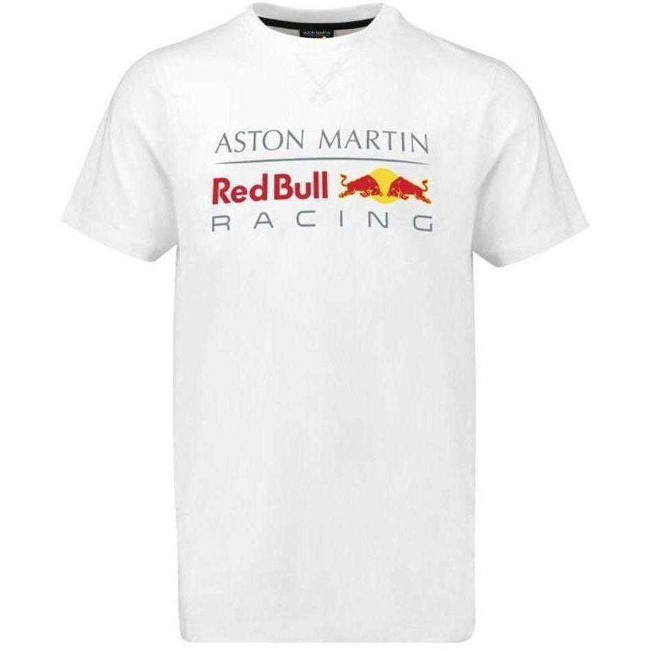 Red Bull Racing Formula 1 Men's White Authentic 2018 T-Shirt F1