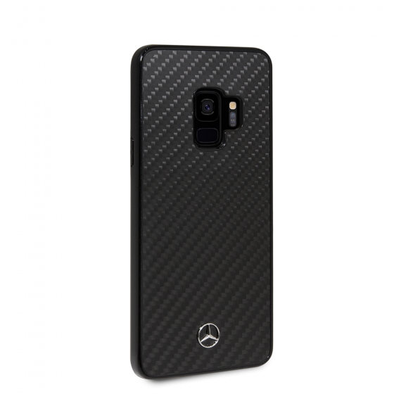 MERCEDES BENZ CARBON FIBER DYNAMIC PATTERN CASE
