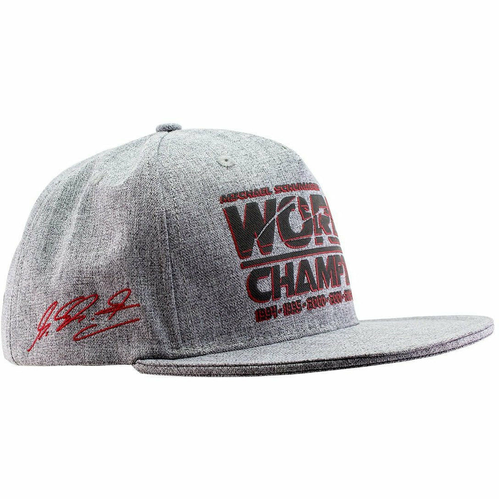 Michael Schumacher World Champion Cap, Grey
