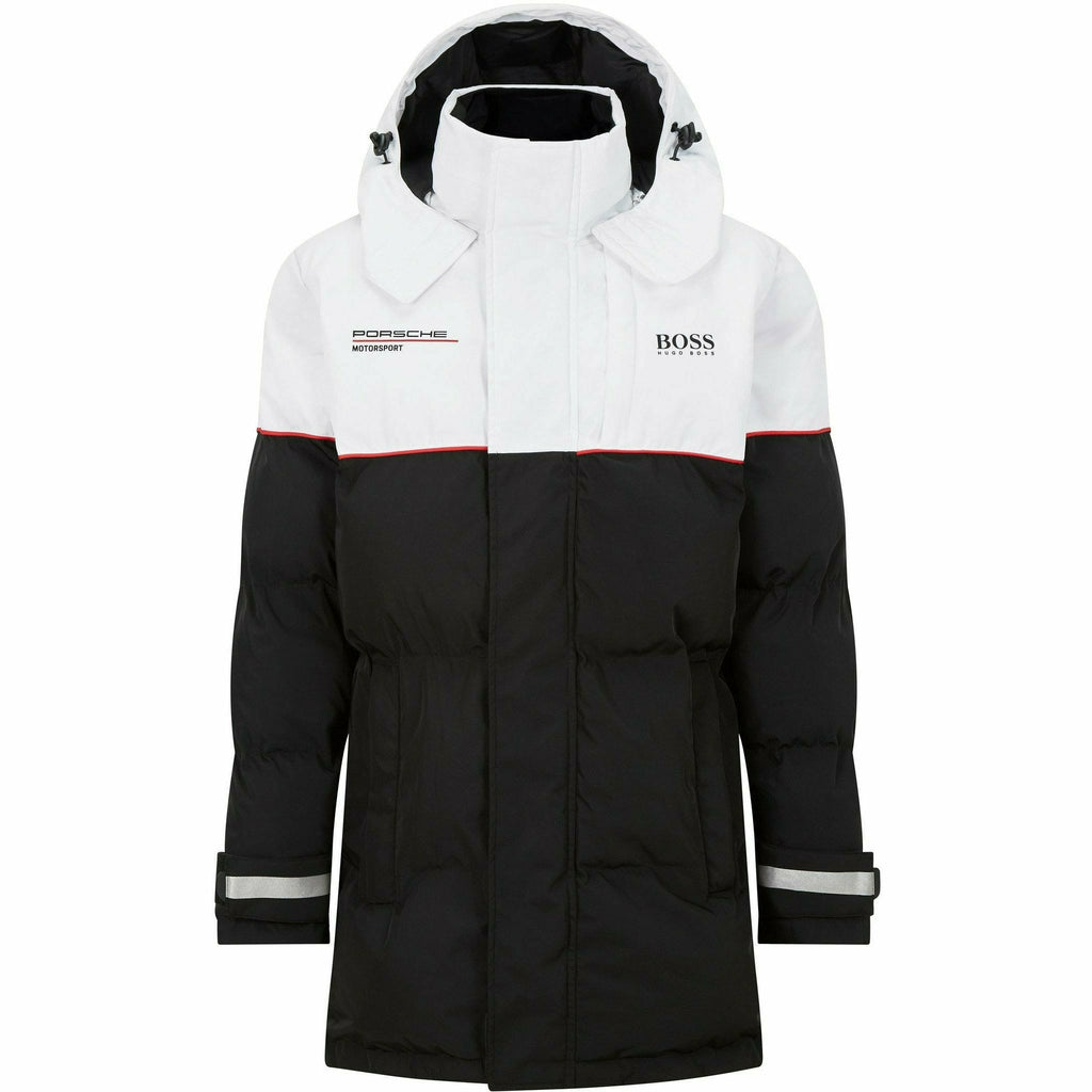 Porsche Motorsport Team Unisex Winter Jacket