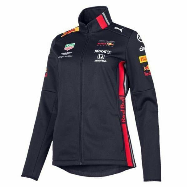 Red Bull Racing 2019 F1 Women's Team Softshell Jacket