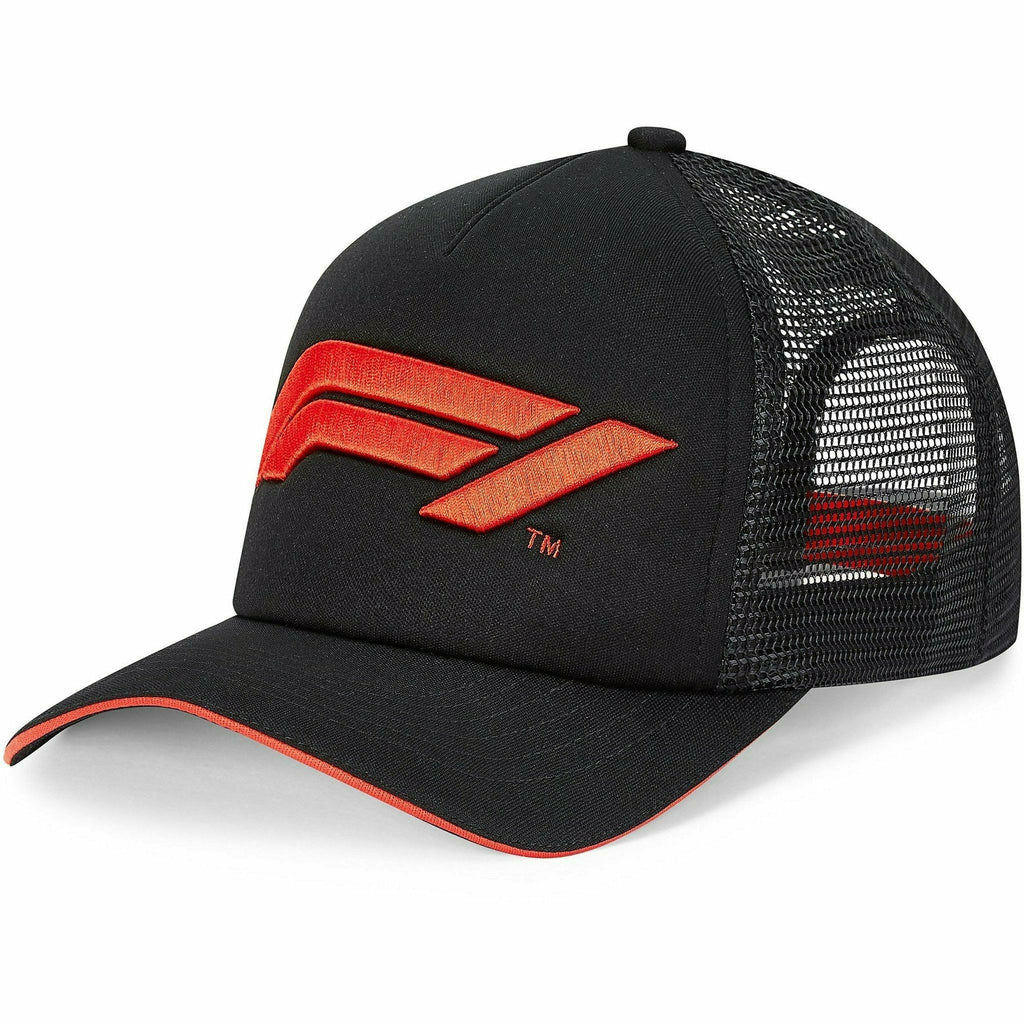 Formula 1 Tech Collection F1 Large Logo Trucker Hat
