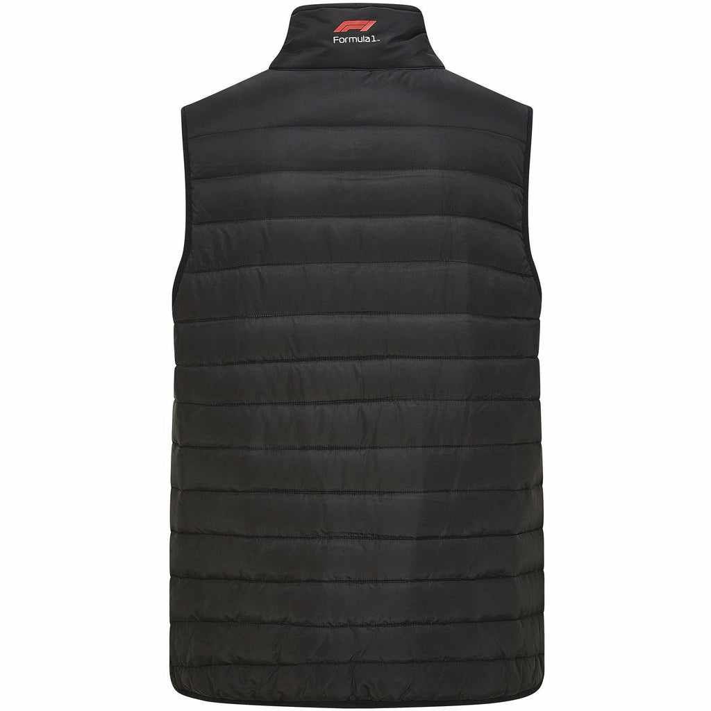 Formula 1 Tech Collection F1 Padded Vest Black