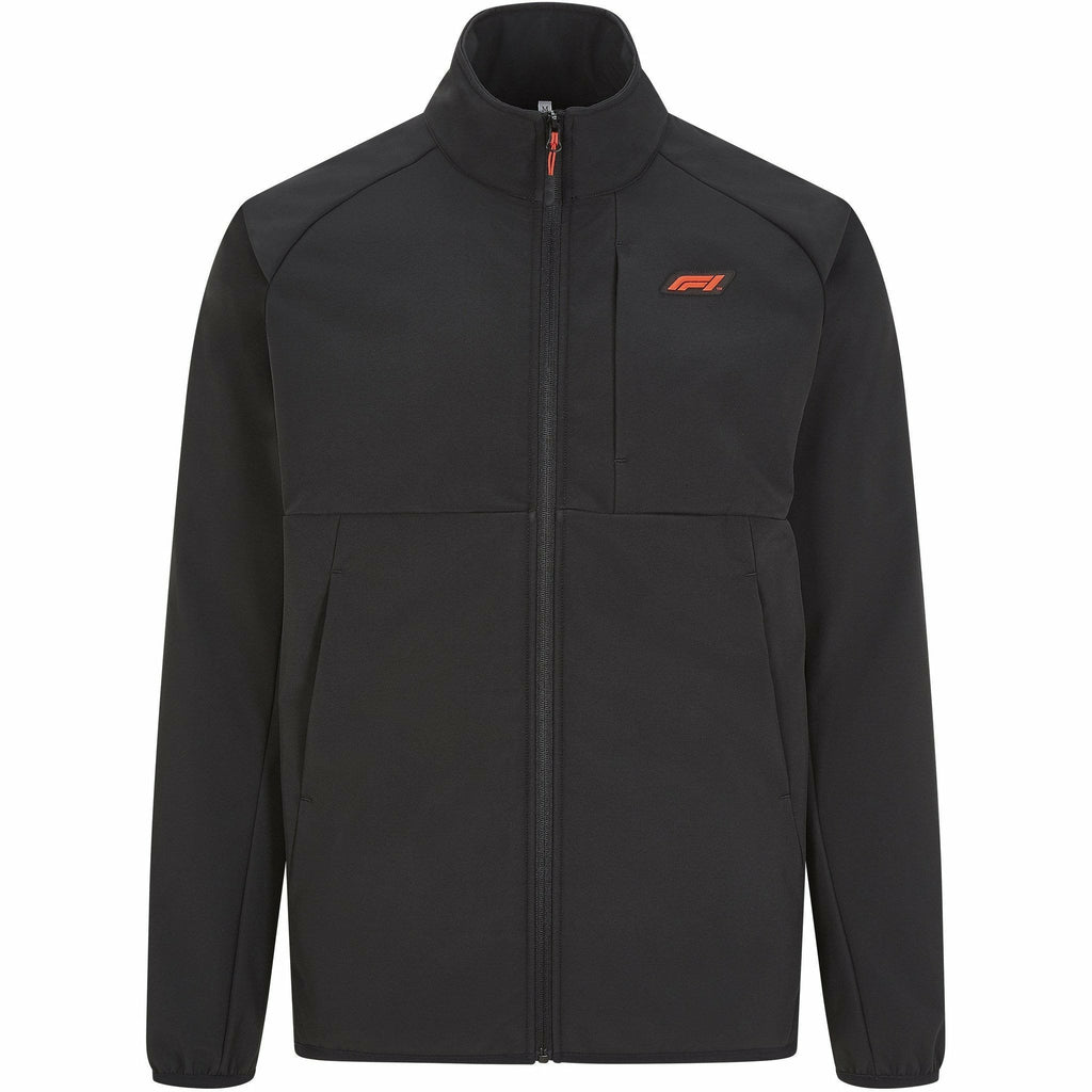 Formula 1 Tech Collection F1 Men's Softshell Jacket Black