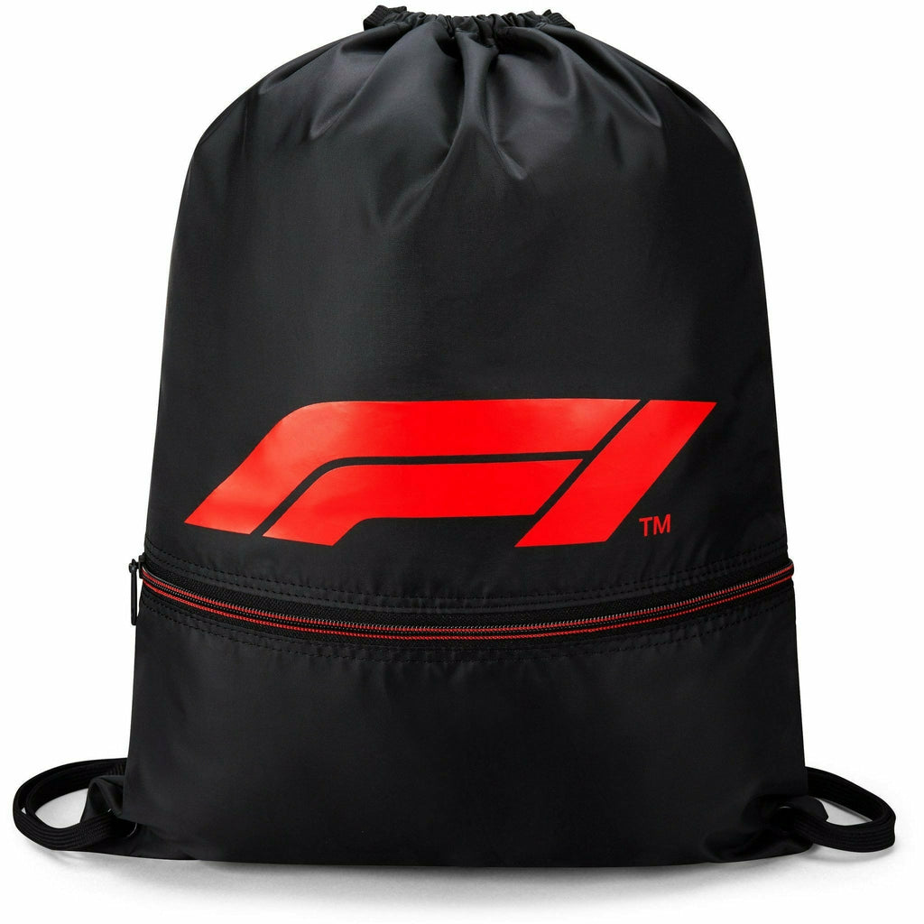 Formula 1 Tech Collection F1 Pullbag Backpack Black