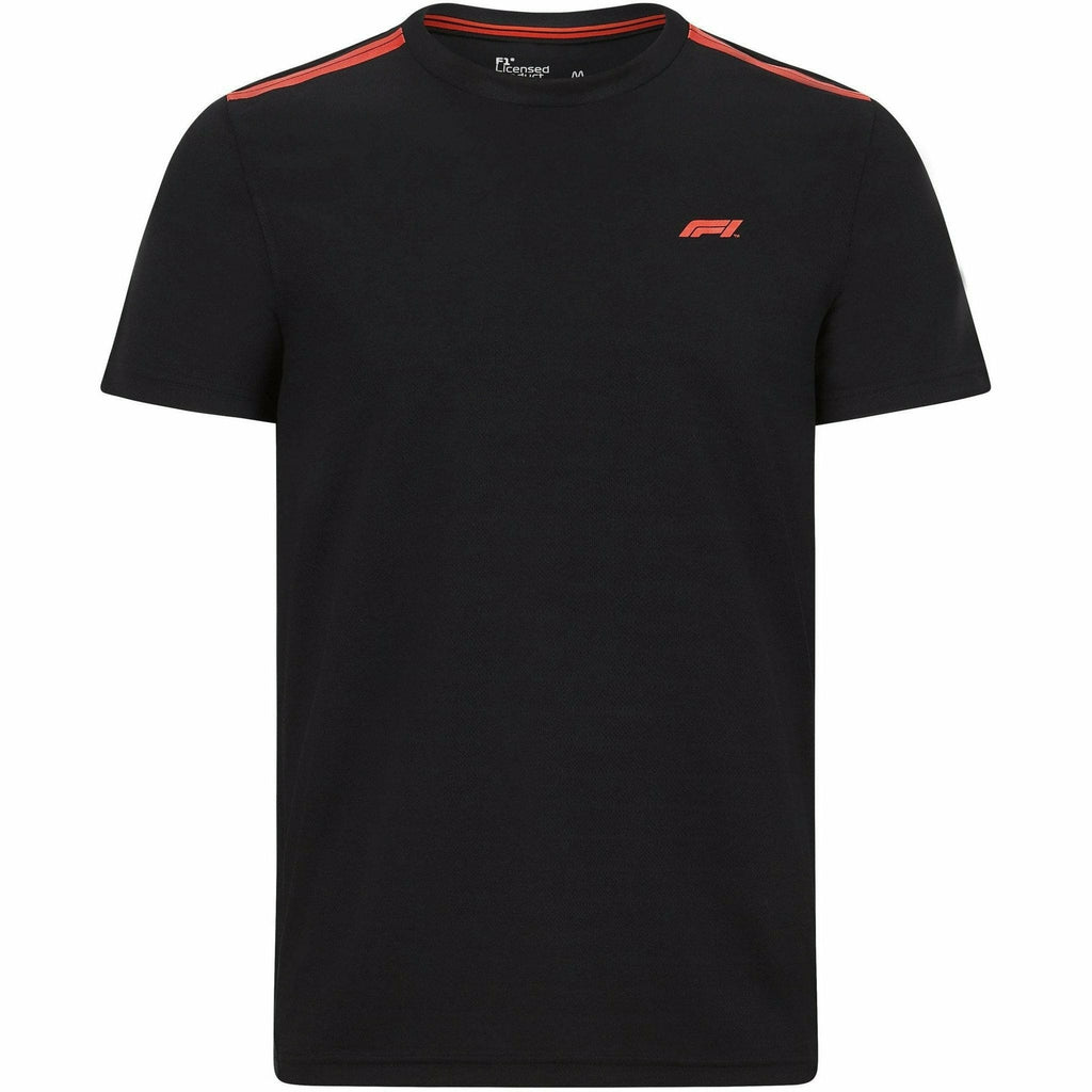 Formula 1 Tech Collection F1 Men's Logo T-Shirt Black