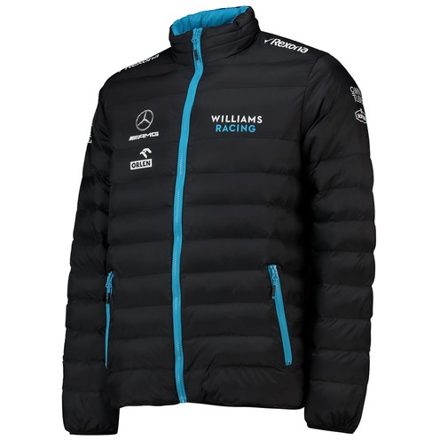 Williams Racing 2019 Men's Team Padded Jacket