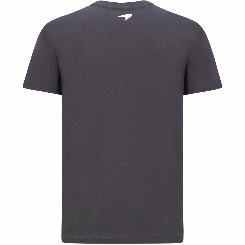 McLaren F1 Kids Essentials T-Shirt Anthracite