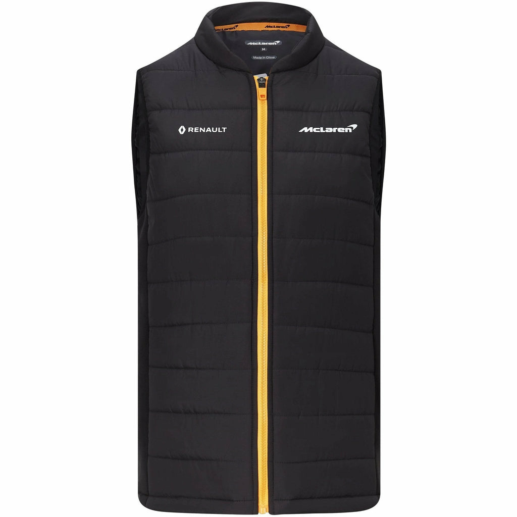 McLaren F1 2020 Team Vest Anthracite