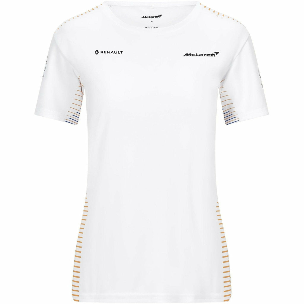 McLaren F1 2020 Women's Team T-Shirt White