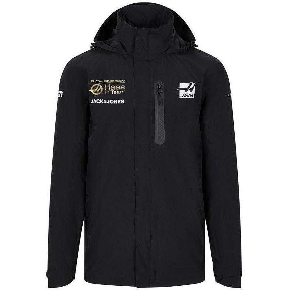 Rich Energy Haas 2019 F1 Team Rainjacket