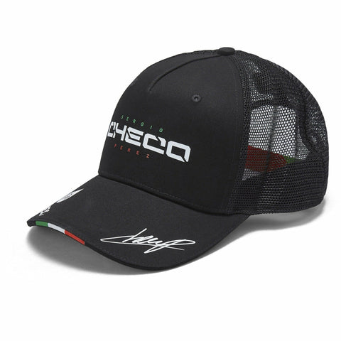 "Sahara Force India Formula 1 Black Sergio ""Checo"" Perez #11 Logo Hat"
